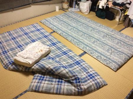 一人暮らしなのに、布団が二つ…