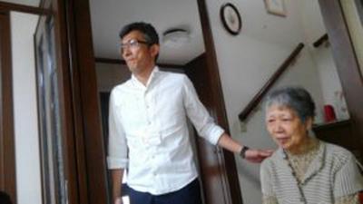 有村さんとお母さん