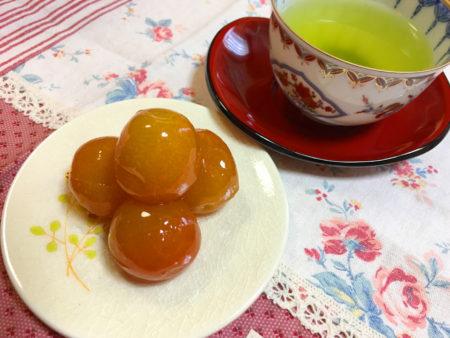 甘さの中に柑橘の爽やかさも残るバランスの取れた美味しさ