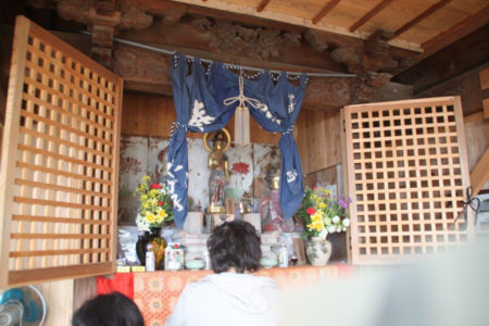 聖観音立像