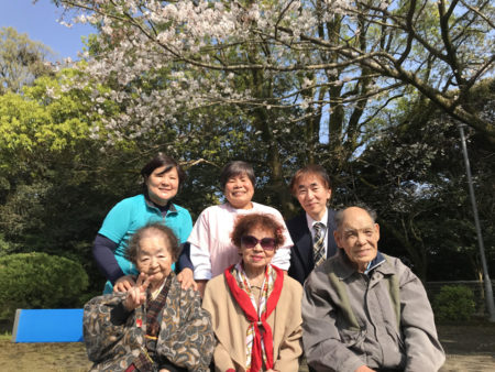 桜の季節とももうすぐお別れ…