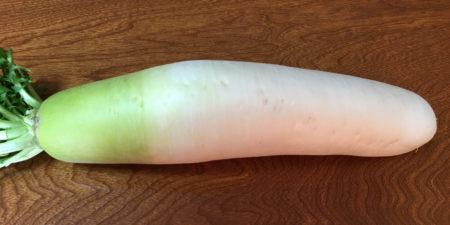 大根の旬で安い時期、保存食として母が作る「干し大根」
