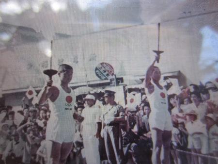 55年年前の東京オリンピックの時