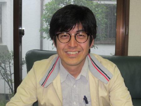 「みま~も・かごしま」副代表で 今回のプロジェクトの実行責任者 水口義夫さん