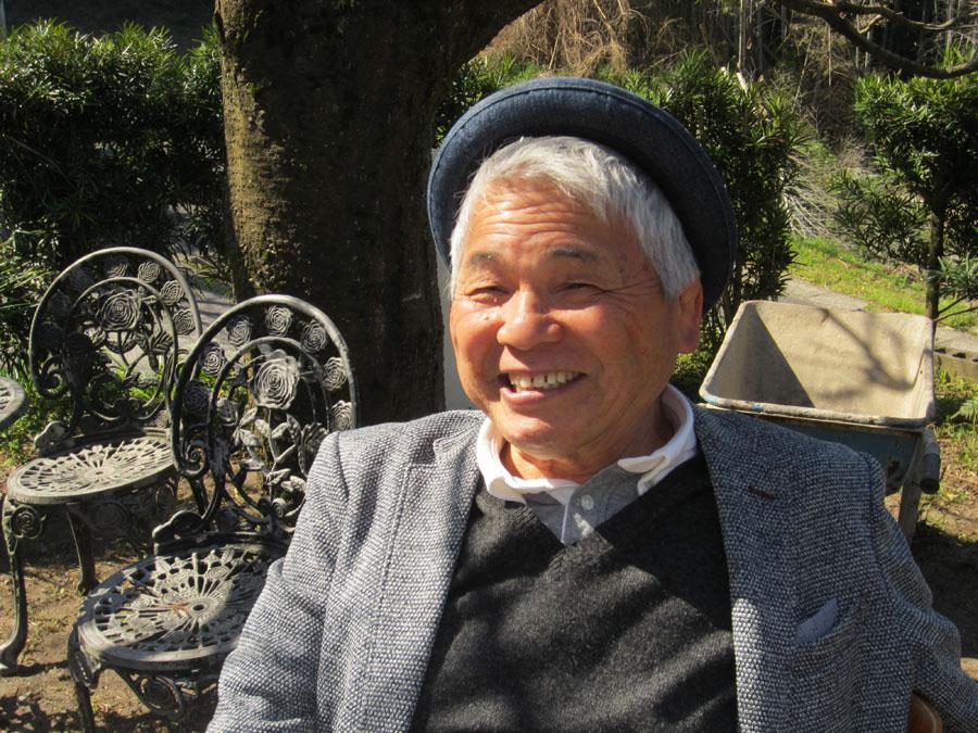 「人生って何が幸いするか分からない」と話す平山さん