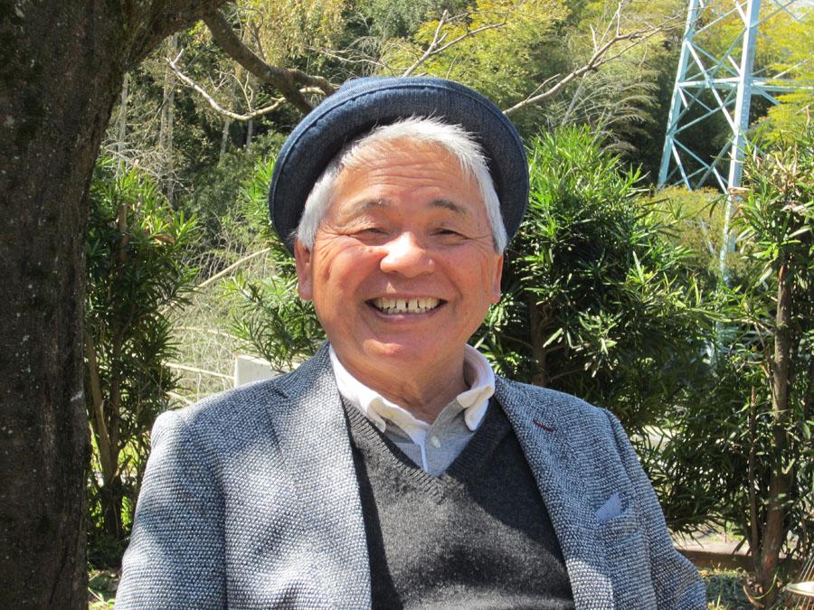 平山紘一郎さん