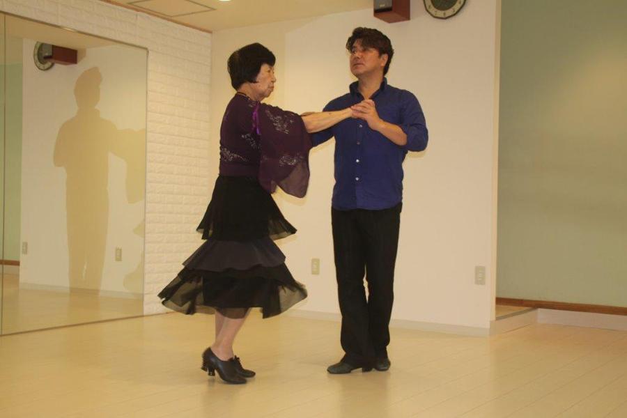 安藤さんが通うのは、鹿児島市のダンススクール「ダンサブル ポム」