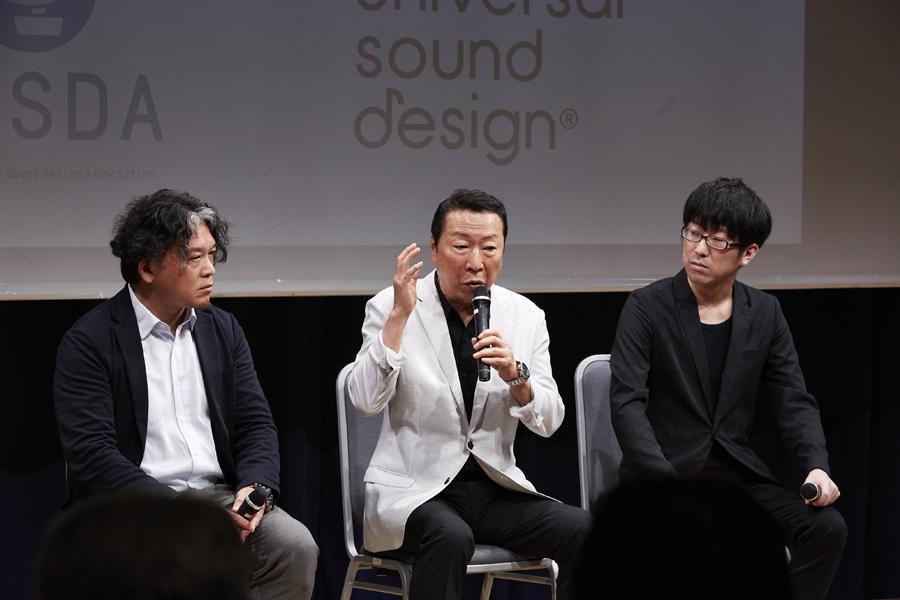 「声がノイズにしか聞こえないって、演じていてそりゃ恐ろしかった。」と 石倉三郎さん