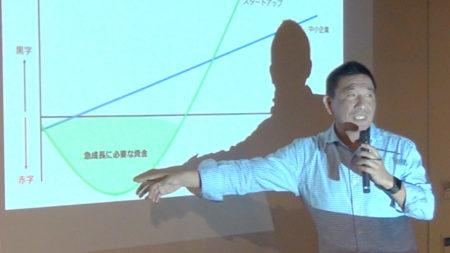 鹿児島県ビジネスプランコンテストの専門セミナーが開かれました。