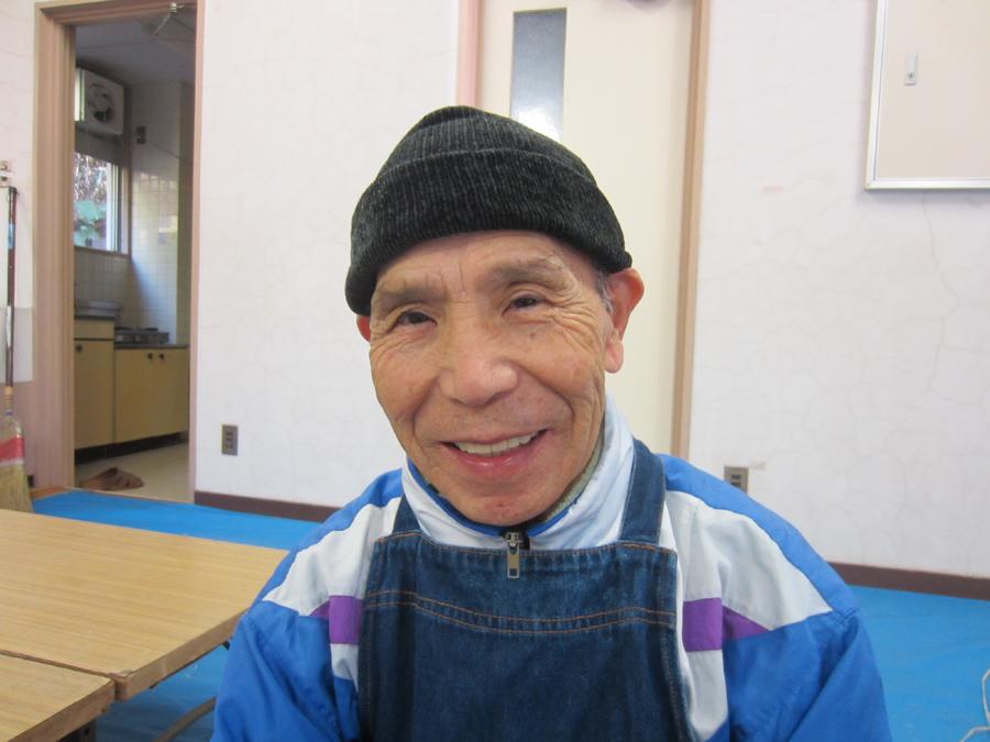 田中清利さん(77)