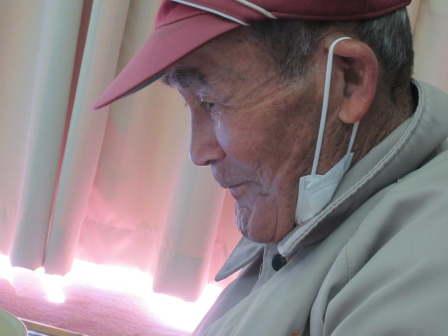 中川直さん(87)