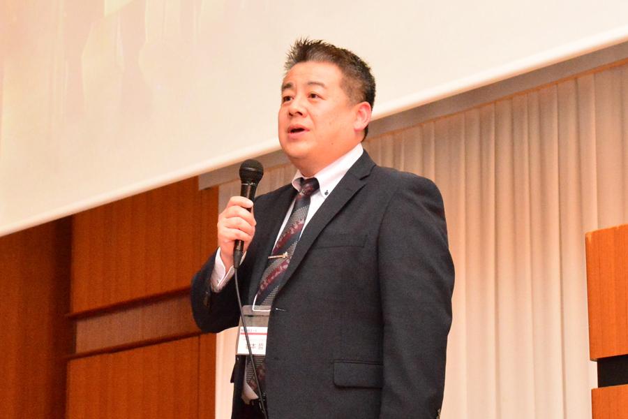 有限会社エール 代表取締役 倉本-哲さん