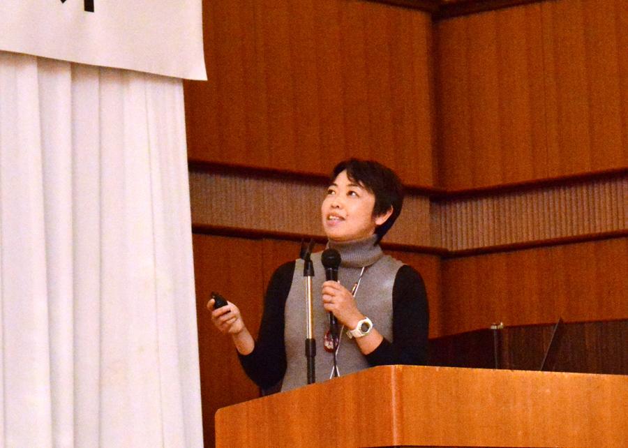 特定非営利活動法人 ねりやかなやレジデンス 代表理事 佐藤理江さん