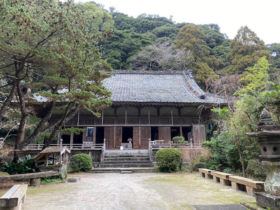 再建された大慈寺