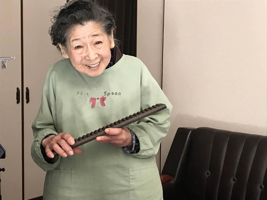 不二子おばあちゃん(89歳)