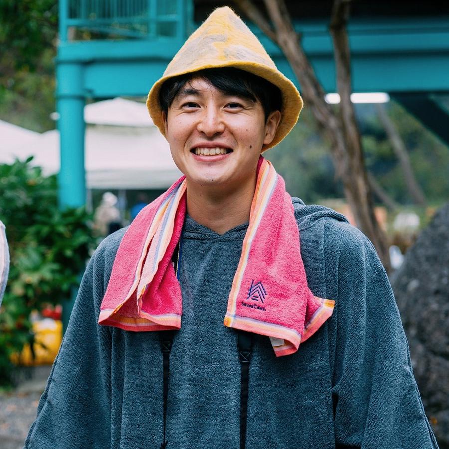 伊佐に移住して地域おこし協力隊として活動する林峻平さん 「伊佐の魅力を日々発信しています!」