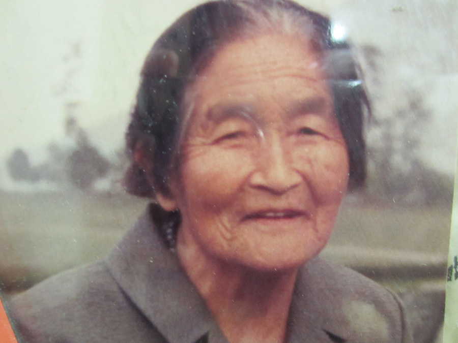 晩年の母、みのさん 「生きるよろこび」の言葉を贈った