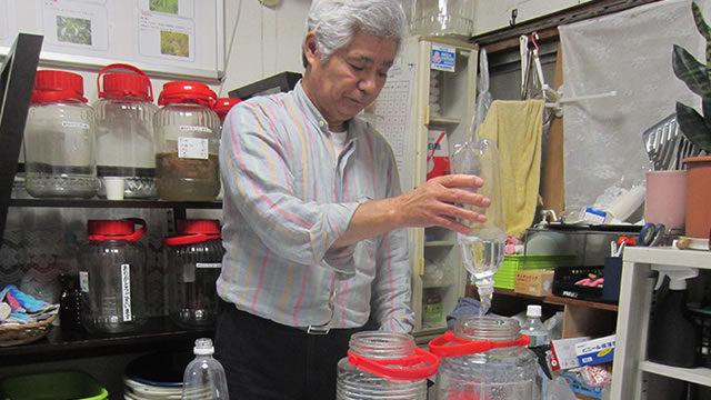 手づくり酵素を作ってみた!秘伝の酵素ジュースで微生物パワーを体験