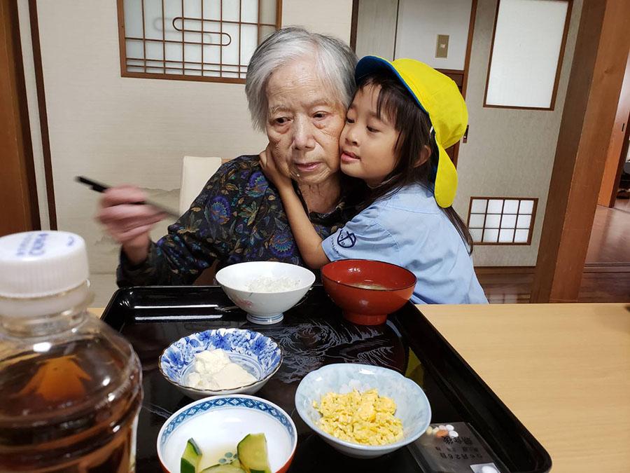 子どもたちもミキさんが大好きでした!