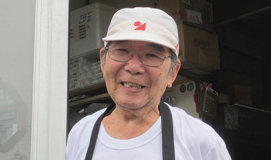 柏木菓子店を営むお菓子職人の柏木勲さん